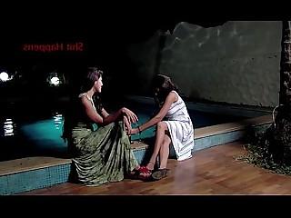 Exotic Indian Lesbian