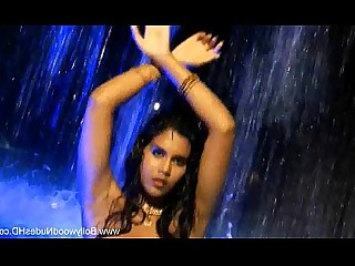 Brunette Cougar Dancing Erotic Exotic HD Indian MILF