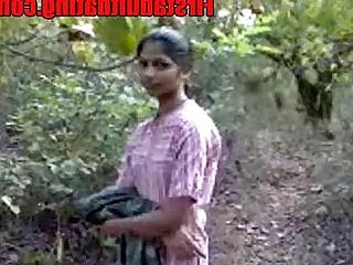 Amateur Exotic Indian Public