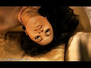 Babe Brunette Cougar Dancing Erotic Exotic HD Indian