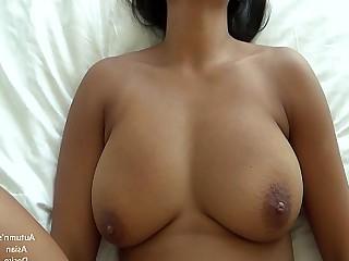 Amateur Beauty Big Tits Brunette Cum Cumshot Doggy Style Filipina