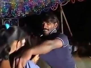 Dancing Indian Nasty Striptease