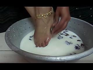 Amateur Feet Foot Fetish Indian