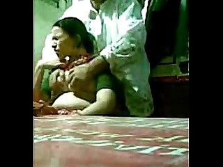 Amateur Couple Exotic Indian Outdoor