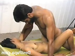 Daddy Foot Fetish Fuck Hairy Indian Mature MILF Oil